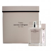 Cofanetto donna L'EAU NARCISO RODRIGUEZ FOR HER edt 50ml + edt 10ml