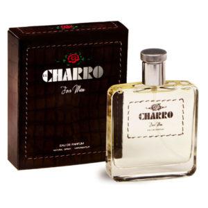 CHARRO FOR MAN edp 100ml uomo
