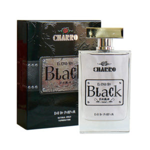CHARRO EL CHARRO BLACK FOR MAN edp 100ml uomo