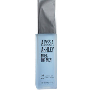 """TESTER"" ALYSSA ASHLEY MUSK FOR MEN After Shave Spray 50ml"