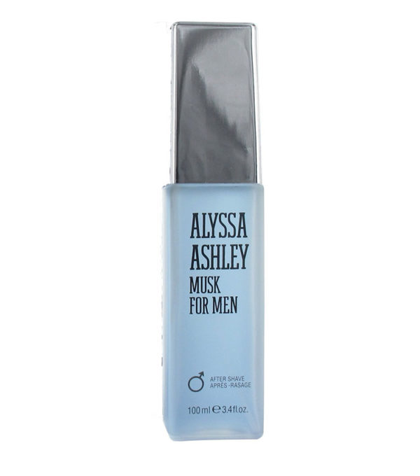 """TESTER"" ALYSSA ASHLEY MUSK FOR MEN After Shave Spray 50ml"
