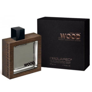 DSQUARED HE WOOD ROCKY MOUNTAIN edt 50ml uomo