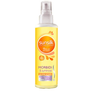 SUNSILK OLIO SPRAY NUTRIENTE per capelli Morbidi e Luminosi 150ml