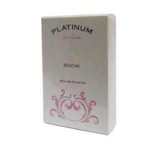 PLATINUM PARFUM BOOM edp 100ml donna
