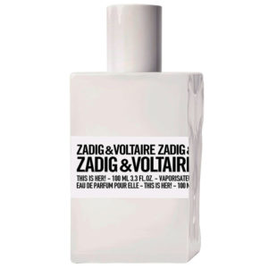 """""""TESTER"""" ZADIG & VOLTAIRE THIS IS HER edp 100ml donna"""