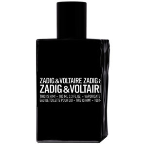 """TESTER"" ZADIG & VOLTAIRE THIS IS HIM edt 100ml uomo"