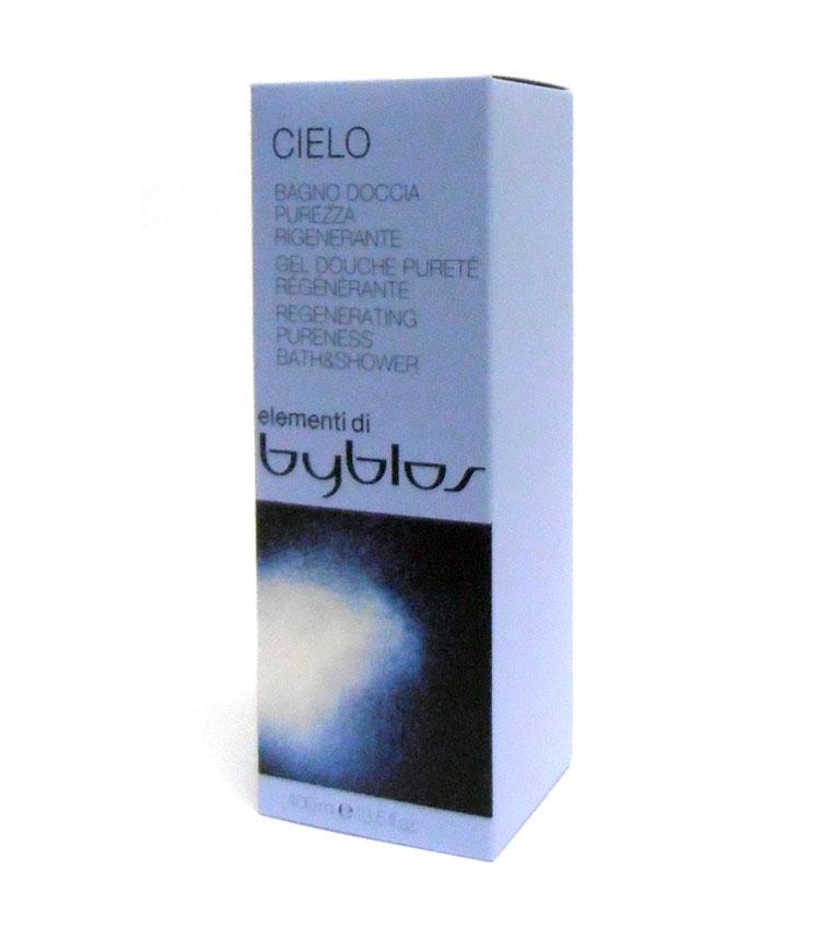 Elementi di byblos cielo bagno doccia 400ml vendita on for Elementi bagno