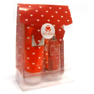 Cofanetto donna SETABLU SEXY RED edt 50ml + crema mani 100ml