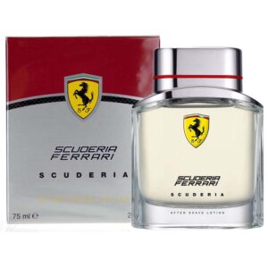 SCUDERIA FERRARI SCUDERIA After Shave Lotion 75ml