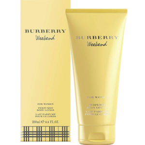 BURBERRY WEEKEND Body Lotion 200ml donna