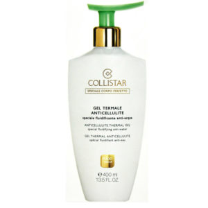 COLLISTAR GEL TERMALE ANTICELLULITE Gel Corpo 400ml