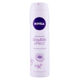 NIVEA DOUBLE EFFECT deodorante spray 150ml