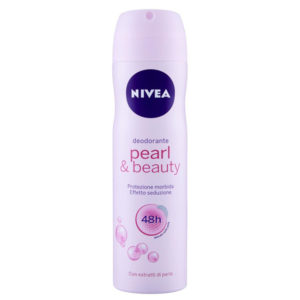 NIVEA PEARL & BEAUTY deodorante spray 150ml