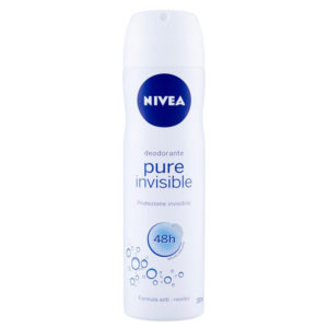 NIVEA PURE INVISIBLE deodorante spray 150ml