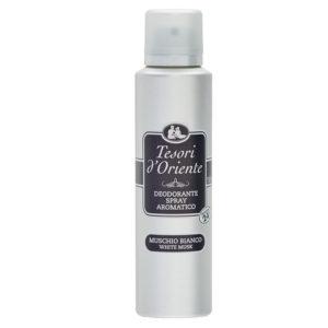 TESORI D'ORIENTE MUSCHIO BIANCO deodorante spray aromatico 150ml