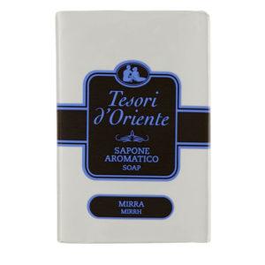 TESORI D'ORIENTE MIRRA Sapone Solido Aromatico 150g