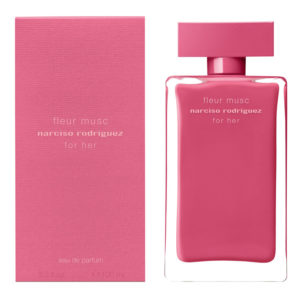 NARCISO RODRIGUEZ FOR HER FLEUR MUSC edp 100ml donna
