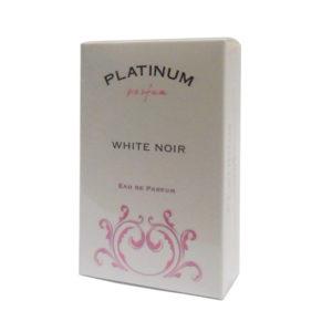 HERIS SCENT PLATINUM WHITE NOIR profumo equivalente di Amber & Vanille Rheyms edp 100ml donna