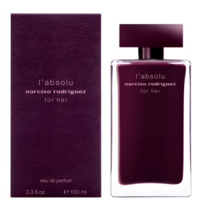 NARCISO RODRIGUEZ FOR HER L'ABSOLU edp 100ml donna