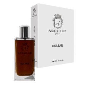 ABSOLUE PARFUM SULTAN profumo equivalente di Nasomatto Black Afgano edp 100ml unisex