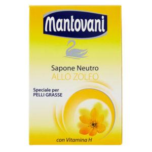 MANTOVANI Sapone Neutro allo Zolfo 100g