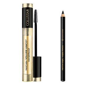 COLLISTAR Mascara Occhi VOLUME UNICO nero intenso waterproof + Matita Kajal