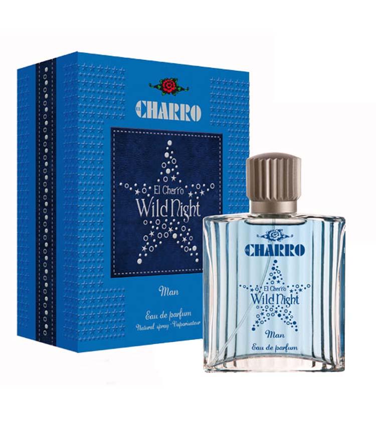 el charro wild night profumo uomo