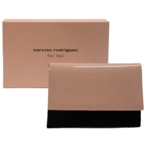 NARCISO RODRIGUEZ FOR HER Mini Pochette con bottone