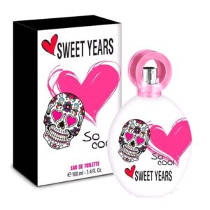 SWEET YEARS SO COOL edt 100ml donna