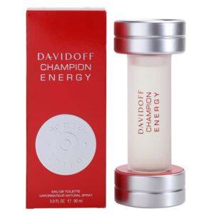 DAVIDOFF CHAMPION ENERGY edt 90ml uomo