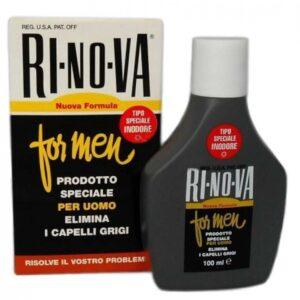 RINOVA FOR MEN Lozione Antigrigio Inodore per capelli 100ml