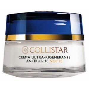 """""""TESTER"""" COLLISTAR Crema Ultra-Rigenerante Antirughe Notte Crema Viso 50ml"""