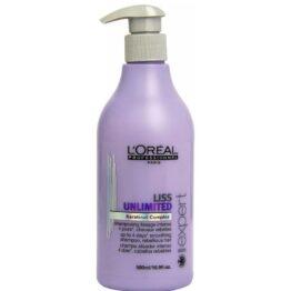 L'OREAL PROFESSIONNEL SERIE EXPERT Liss Unlimited shampoo per capelli lisci 500ml