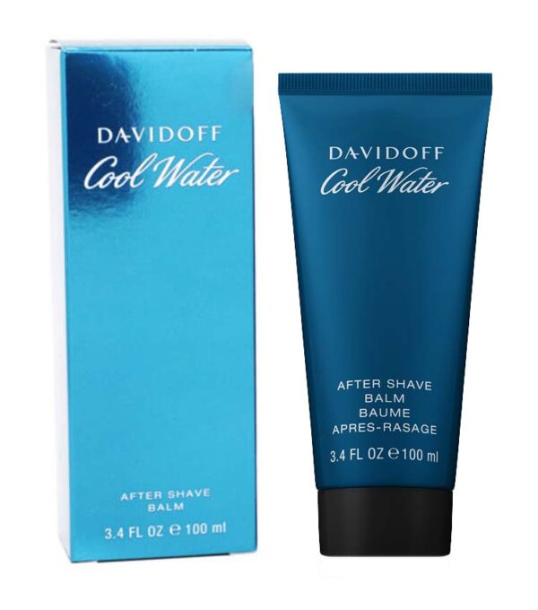 DAVIDOFF COOL WATER After Shave Balm 100ml