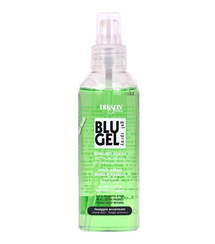 DIKSON BLU GEL Gel Capelli Spray fissaggio accentuato ...