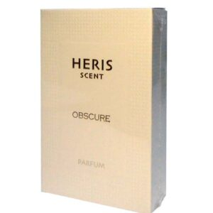 HERIS SCENT PLATINUM OBSCURE profumo equivalente di YVES SAINT LAURENT Black Opium edp 100ml donna
