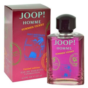 JOOP! HOMME SUMMER TICKET LIMITED EDITION edt 125ml uomo
