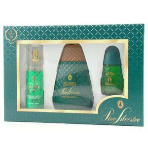 Cofanetto uomo PINO SILVESTRE CLASSICO edt 75ml + deodorante spray 100ml + doccia shampoo 250ml