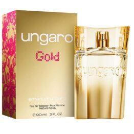 EMANUEL UNGARO GOLD edp 90ml donna