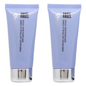 Stock 2pz ANGEL THIERRY MUGLER Perfuming Body Lotion 100ml