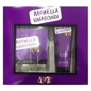 Cofanetto donna MONELLA VAGABONDA ALONE edt 100ml + shower gel 200ml