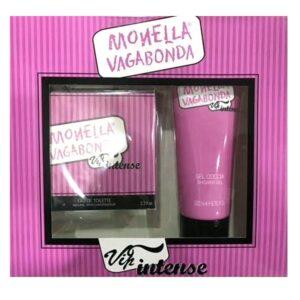 Cofanetto donna MONELLA VAGABONDA VIP INTENSE edt 100ml + shower gel 200ml