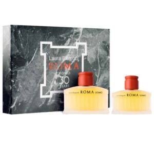 Cofanetto uomo LAURA BIAGIOTTI ROMA UOMO edt 125ml + after shave lotion 75ml