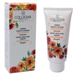 COLLISTAR Crema Mani e Unghie nutriente calendula 50ml