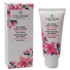 COLLISTAR Gel-Crema Mani e Unghie idratante fiore di pesco 50ml