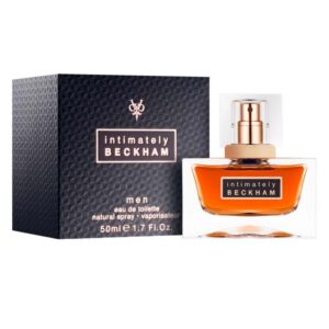 DAVID BECKHAM INTIMATELY edt 50ml uomo
