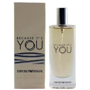 EMPORIO ARMANI BECAUSE IT'S YOU edp 15ml donna