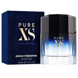 PACO RABANNE PURE XS EXCESS edt 100ml uomo