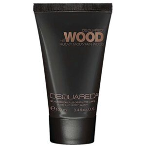 DSQUARED HE WOOD ROCKY MOUNTAIN hair and body wash 100ml