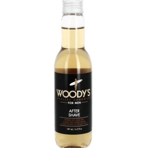 WOODY'S FOR MEN After Shave tonico dopo barba 187ml